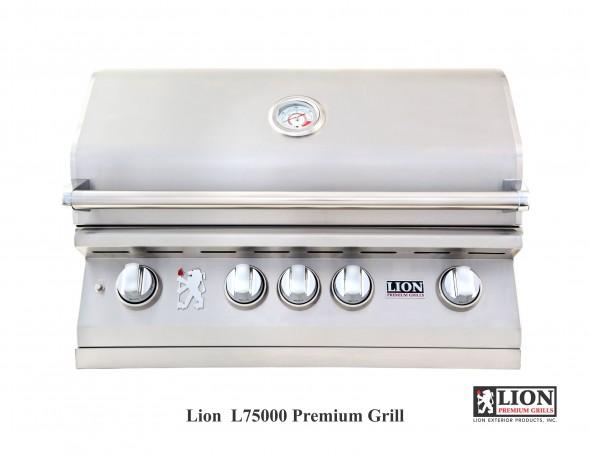 L75000 Grill @ Lion Premium Grills