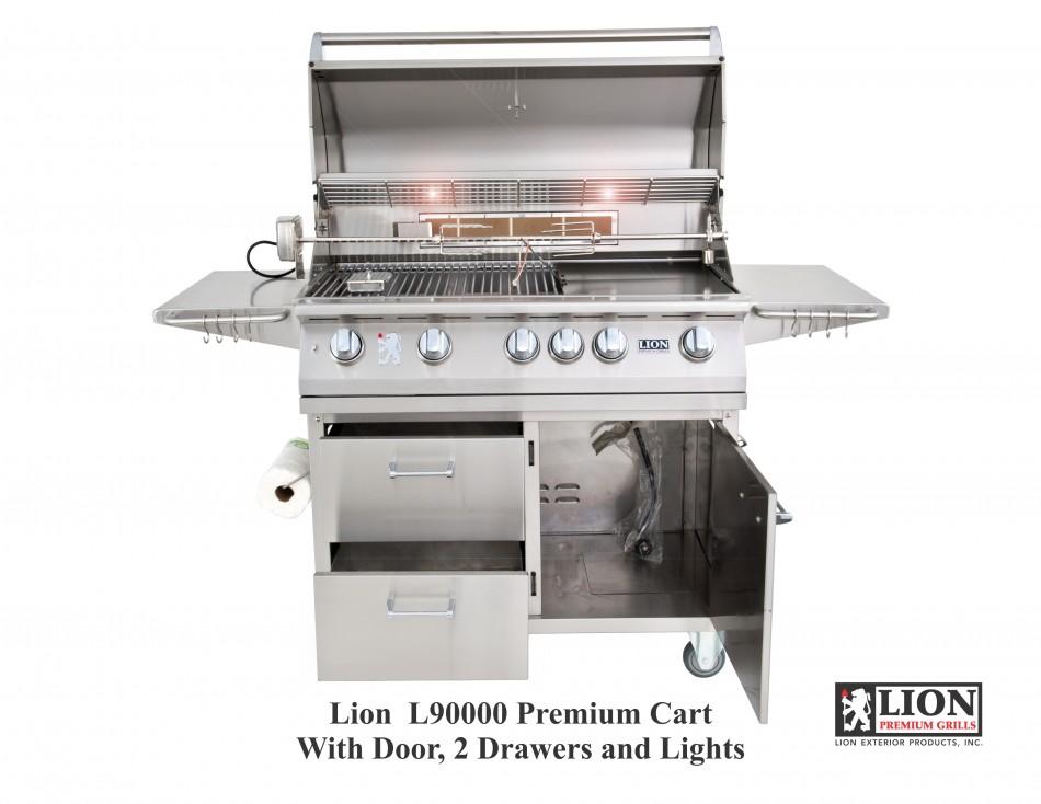L90000 Premium Cart OD