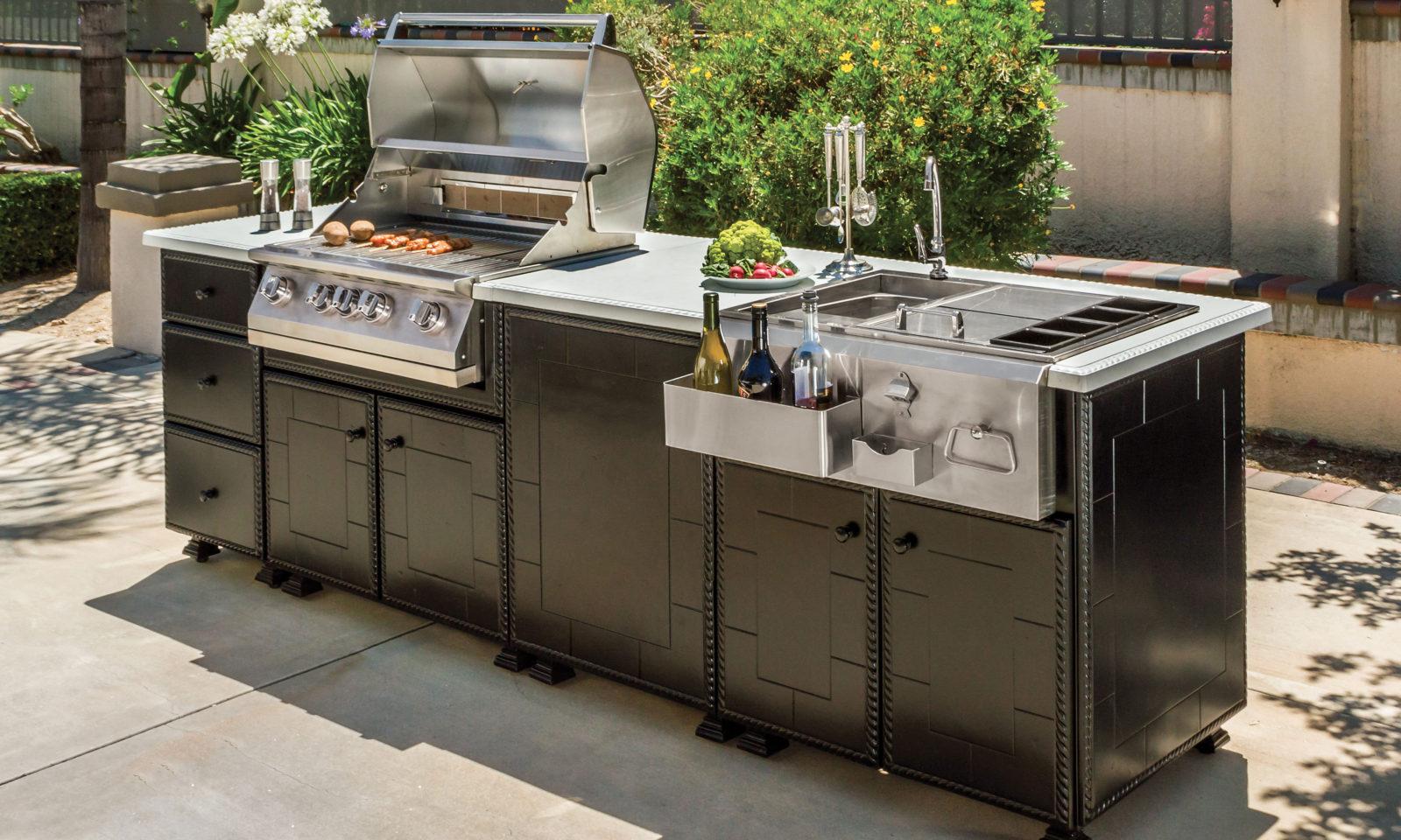 28 Kitchen Island Grill Kitchen New Lowes Outdoor Kitchen Island Modular Desi Kitchenaid
